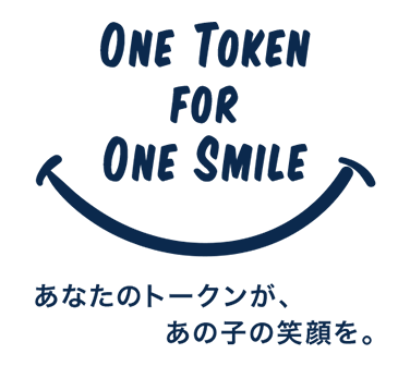 ONE TOKEN FOR ONE SMILE